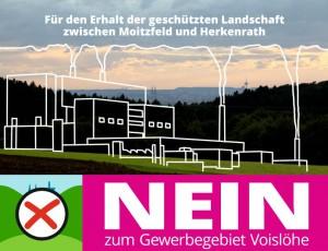 Nein-Plakat